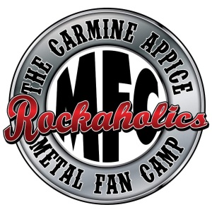 Carmine Appice Metal Fan Camp Logo