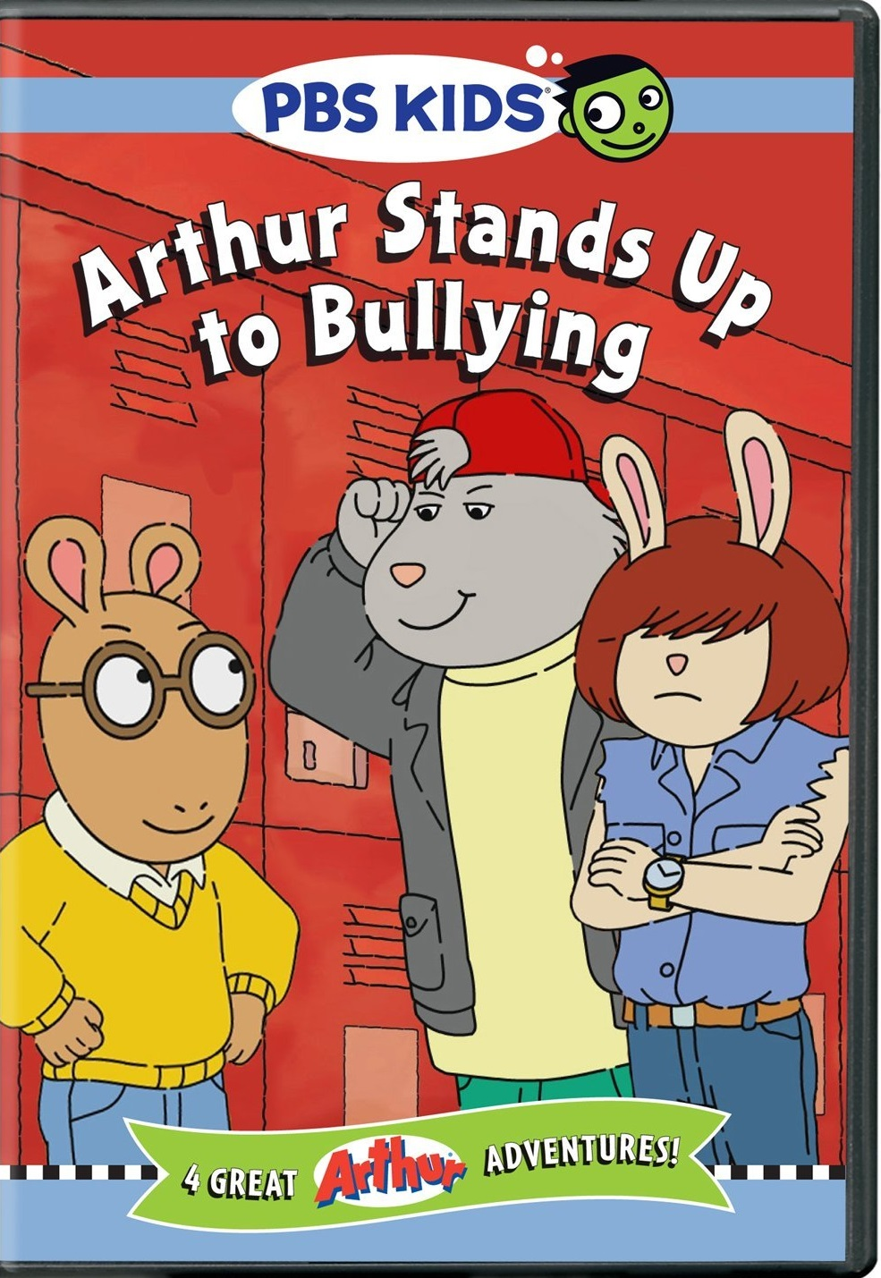 arthur stands up to bullying another impressive compilation of episodes from pbs kids philspicks. Black Bedroom Furniture Sets. Home Design Ideas
