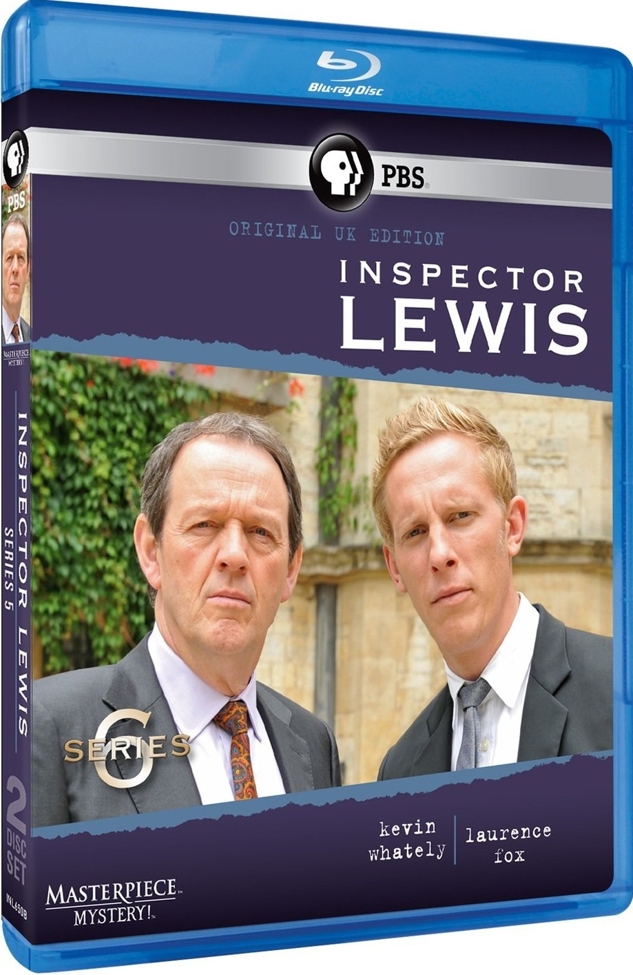 Inspector Lewis And His Partner Detective Sergeant James Hathaway
