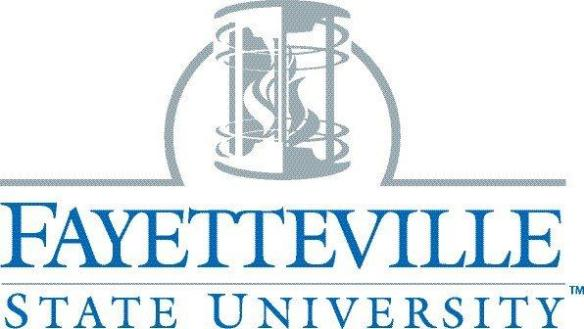 Courtesy:  Fayetteville State University