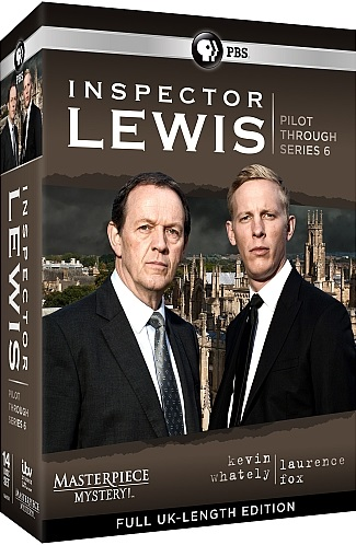 , Inspector Lewis Series Set Could Be One Of 2013′s Best Box Sets