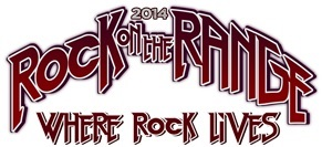Rock on the Range 2014 Logo