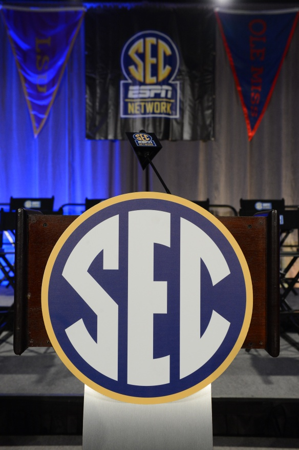 Courtesy:  ESPN/SEC Network/DISH