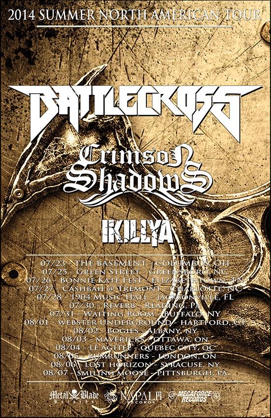 Courtesy:  Metal Blade Records