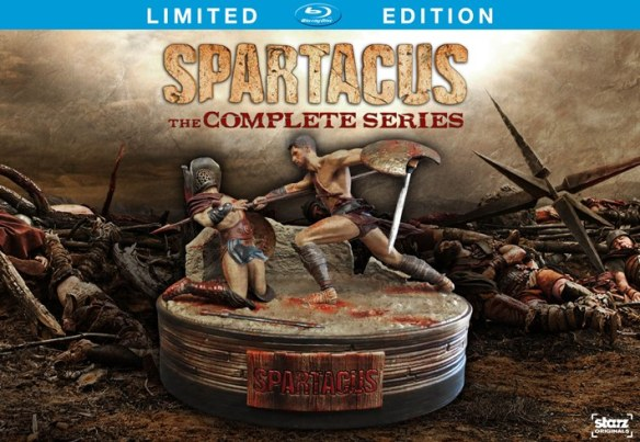 Spartacus Special Edition BD Box Set