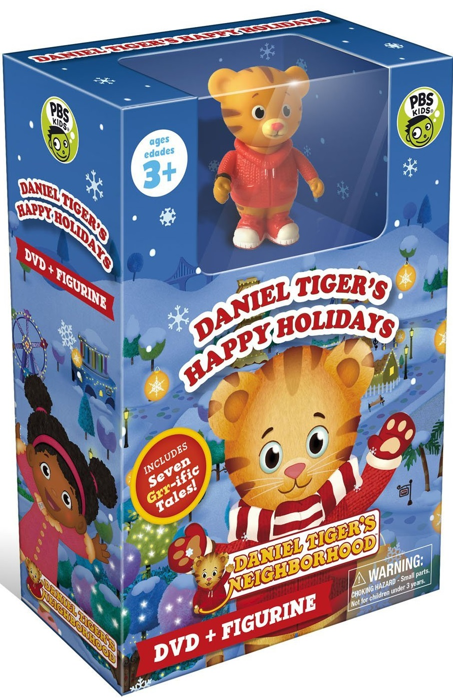 PBS Kids Releasing New Daniel Tiger\'s Neighborhood DVD Gift Set Next ...