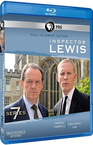 Inspector Lewis Returns For His Seventh Season This Fall On DVD And