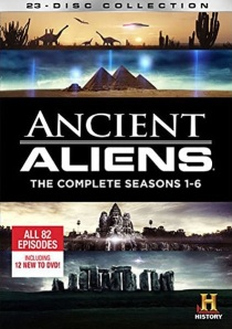 Ancient Aliens The Complete Seasons 1 - 6