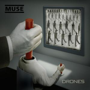 Drones Cover Art