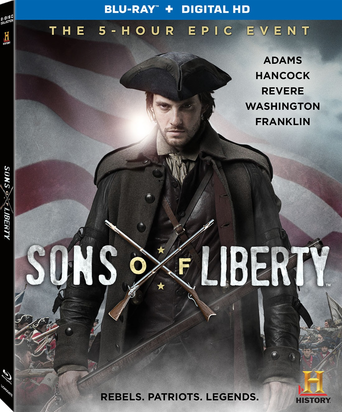 Sons of liberty date