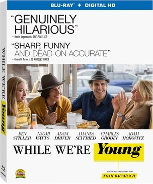 While Were Young BD Box Art