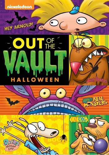 Courtesy:  Shout! Factory/Shout! Factory Kids/Nickelodeon