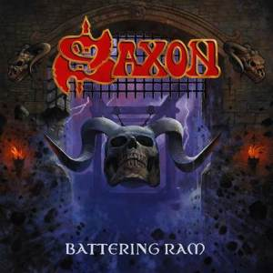 Saxon Battering Ram Cover Art