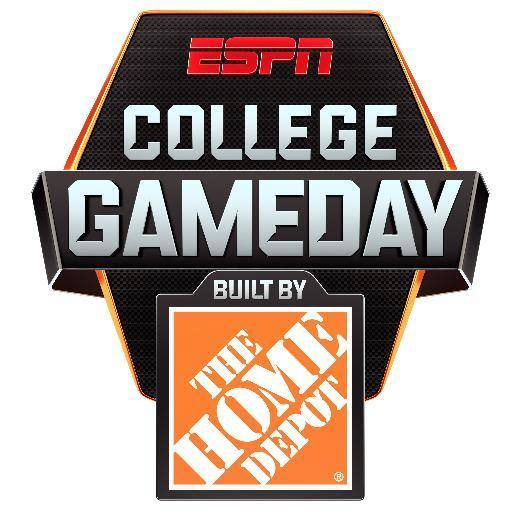 collegegameday college football playoff games