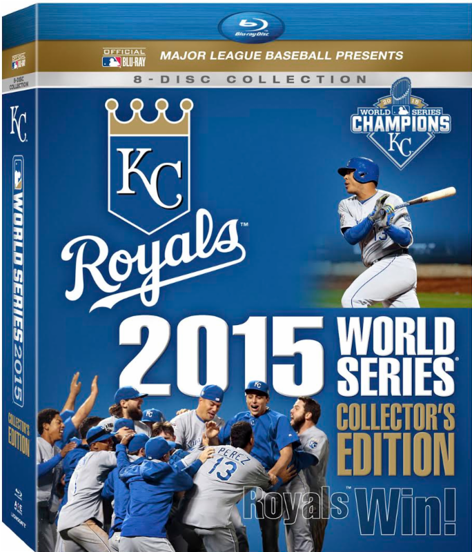 2015 World Series Presentations Set For Release Next Month