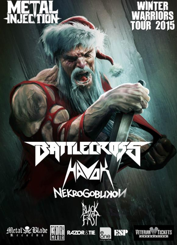 Courtesy:  Metal Blade Records/Century Media Records