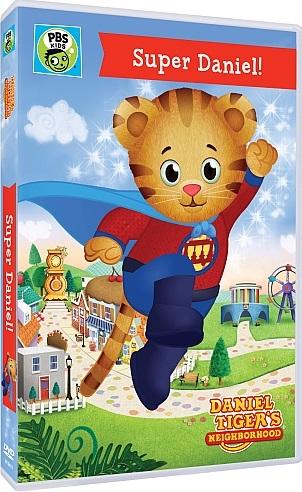 "PBS Kids\' New Daniel Tiger\'s Neighborhood DVD Is A ""Super ..."