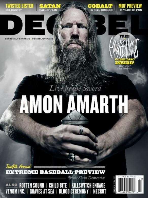 Courtesy:  Decibel Magazine/Metal Blade Records
