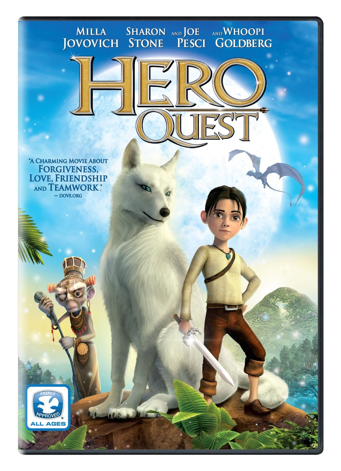 Hero Quest Is A Family Friendly Flick Worth At Least One Watch ...