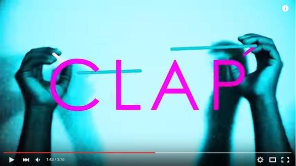 Handclap Video Grab