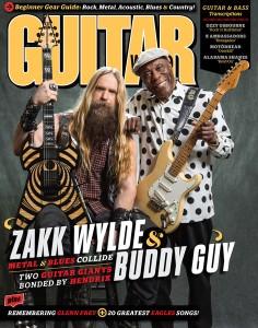 Courtesy:  Guitar World Magazine