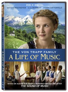 The Von Trapp Family A Life of Music Box Art