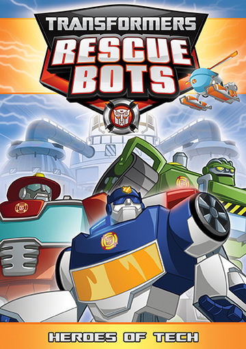 The Rescue Bots Roll To The Rescue Again Next Month