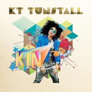 KT Tunstall Kin Cover Art