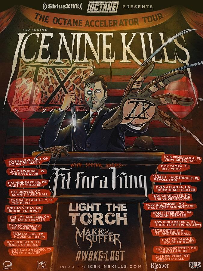 INK Tour Poster